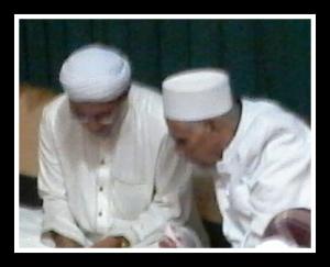 Habib Segaff Bin Hasan Baharun